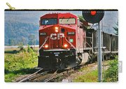 Cp Coal Train And Signal Carry-all Pouch