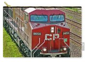 Cp Rail Engine Carry-all Pouch