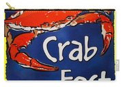 Crab Fest Carry-all Pouch