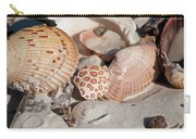 Crab Shell Carry-all Pouch