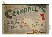 Crandalls Carry-all Pouch