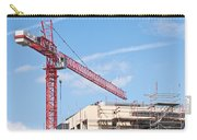 Crane Carry-all Pouch by Tom Gowanlock