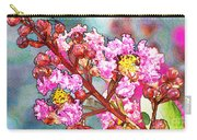 Crape Myrtle Photoart Carry-all Pouch
