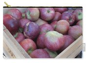 Crate Of Apples Carry-all Pouch by Kimberly Perry