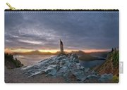 Crater Lake Autumn Dawn Carry-all Pouch