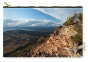 Crater Lake Mountains Carry-all Pouch
