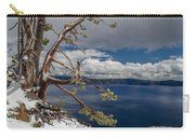 Crater Lake Pine Carry-all Pouch