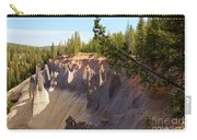 Crater Lake Pinnacles Carry-all Pouch