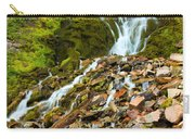 Crater Lake Waterfall Carry-all Pouch