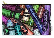 Crayola 2 Carry-all Pouch