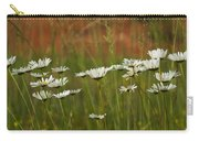 Crazy Lazy Oxeye Daisies Carry-all Pouch