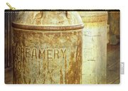 Creamery Cans In 1880 Town No 3098 Carry-all Pouch