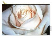 Creamy Rose IIi Carry-all Pouch