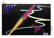 Create Your Own Path Verbally II Carry-all Pouch