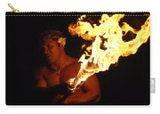 Creating With Fire Carry-all Pouch