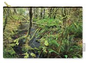 Creek In The Rain Forest Carry-all Pouch