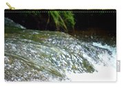 Creek Water Splash Carry-all Pouch