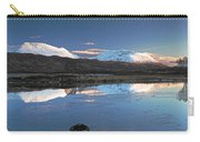 Crianlarich Sunset Carry-all Pouch