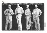 Cricket Players, 1889 Carry-all Pouch