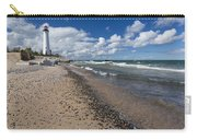 Crisp Point Lighthouse 13 Carry-all Pouch
