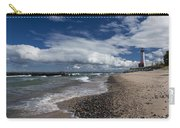 Crisp Point Lighthouse 3 Carry-all Pouch