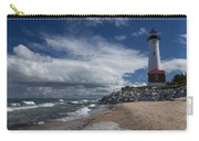 Crisp Point Lighthouse 5 Carry-all Pouch