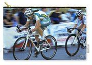 Criterium Bicycle Race 3 Carry-all Pouch