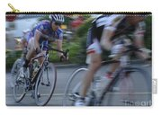 Criterium Bicycle Race 4 Carry-all Pouch