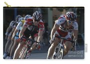 Criterium Bicycle Race 7 Carry-all Pouch