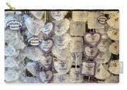 Croatian Lavender Carry-all Pouch