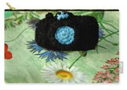 Crochet Camera Color Carry-all Pouch