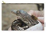 Crocodile And Alligator Breeding Farm  Carry-all Pouch