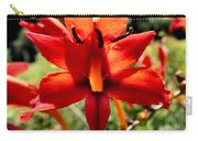 Crocosmia Carry-all Pouch