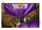 Crocus Royalty Carry-all Pouch