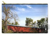 Crooks Covered Bridge Carry-all Pouch