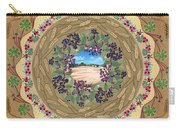 Crop Circle Carry-all Pouch