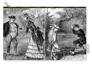 Croquet, 1873 Carry-all Pouch