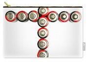 Cross Batteries 1 B Carry-all Pouch by John Brueske