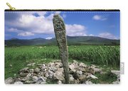 Cross Slab, Dingle Peninsula, Co Kerry Carry-all Pouch