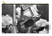 Crossing At Rt 36 13989b Carry-all Pouch