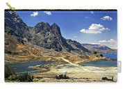 Crossing The Andes Carry-all Pouch