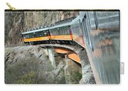 Crossing The Bridge Carry-all Pouch