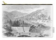 Croton Dam, 1860 Carry-all Pouch