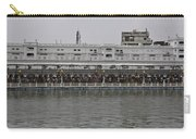 Crowd Of Devotees Inside The Golden Temple Carry-all Pouch