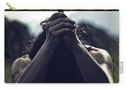 Crucifix Carry-all Pouch by Joana Kruse