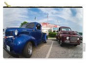 Cruise Night At The Diner Carry-all Pouch