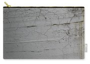 Crumbling Concrete Carry-all Pouch