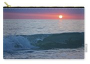 Crystal Blue Waters At Sunset In Treasure Island Florida 4 Carry-all Pouch