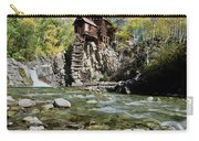 Crystal Mill In Autumn Carry-all Pouch