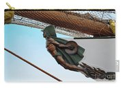 Cuauhtemoc Mexico Ship Carry-all Pouch